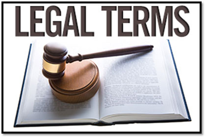 LegalTermsForInternalCommitteeAndHR Part2 - Legal terms for Internal committee and HR's – Part 2 of 2