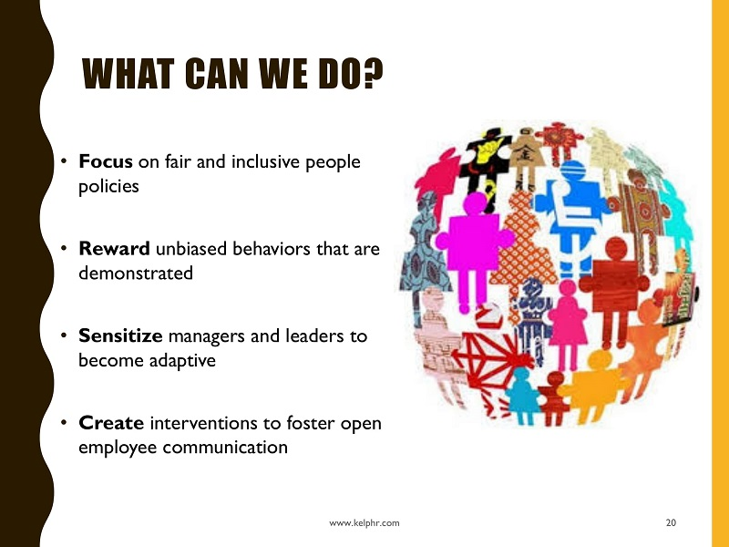DiversityInclusion people matters Webinar Jul 10 2018 20 - How to Strategize for Diversity and Inclusion?
