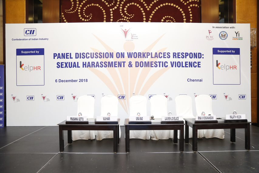 panel front drop - Do workplaces need to respond to Domestic Violence faced by employees?