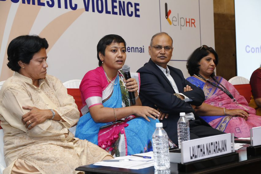 vijis Speech - Do workplaces need to respond to Domestic Violence faced by employees?