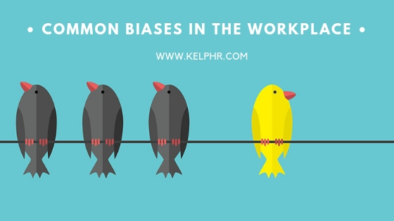 common biases in the workplace - Common biases in the workplace