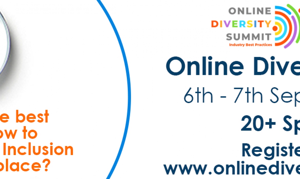 KelpHR's Presents India's first of its kind Online Diversity Summit!