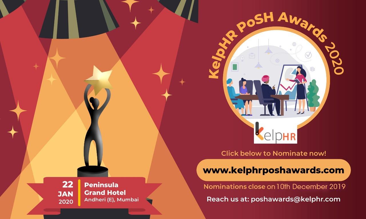 PoSH Awards 2020