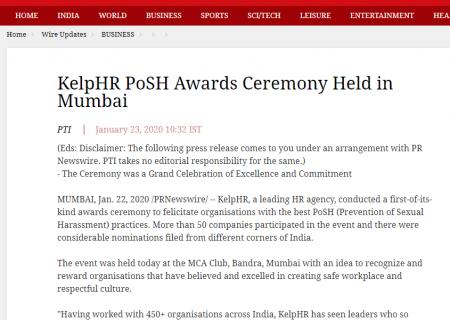 the week_kelphr awards