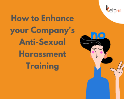 How to Enhance your Company's Anti-Sexual Harassment Training