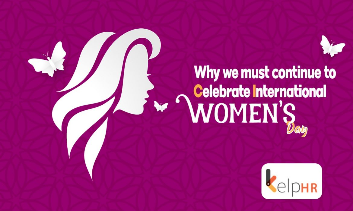 Why we must continue to celebrate International Women's Day