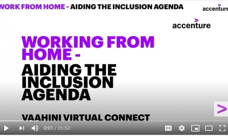 Accenture Vaahini Virtual Connect with Smita Kapoor