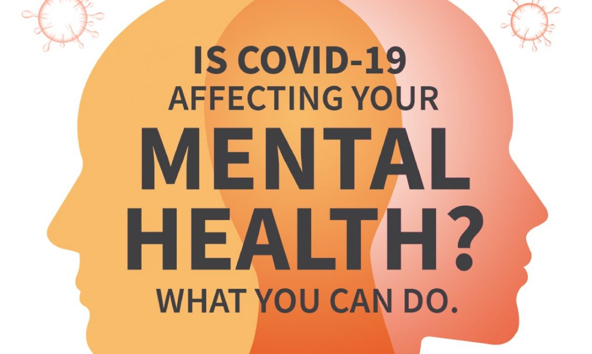 Is Covid 19 Affecting Your Mental Health? What You Can Do