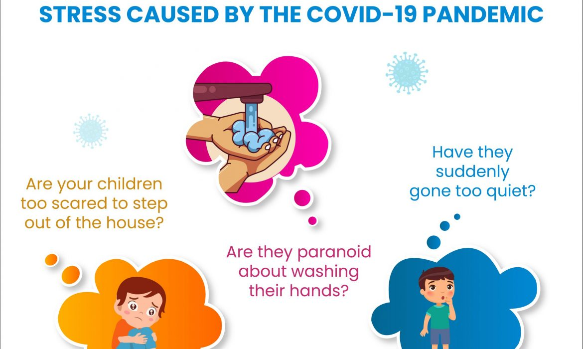 How to Help Children Cope with Stress caused by the Covid-19 pandemic